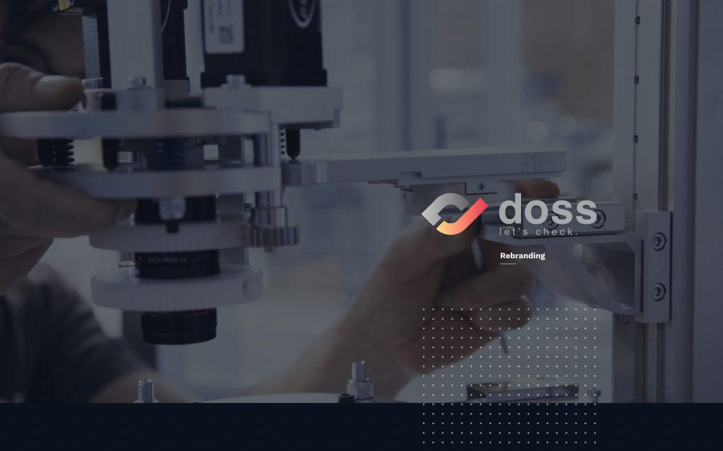 DOSS – REBRANDING